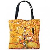 Klimt Tree of Life Tote Bag