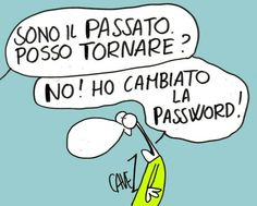 Cambia password...
