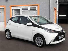 2015 15 TOYOTA AYGO 1.0 VVT-I X-PLAY 5d 69 BHP Budget Car, Toyota Aygo, Car Colors, First Car, Future Car, Bright, Goals, Mood, Play