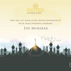May this Eid bring you all the luck, fortune and success. Grace studio wishes everyone a very Happy Eid! #gracestudio #haneetsingh #eid #eidulfitr #eidulfitri #eid2019 #eidmubarak #eidwishes #happyeid #happy #happytime #happythoughts #blessed #muslimfestival #ramadan