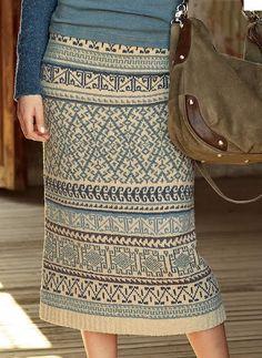 Перуанское дыхание - жаккардовые юбки спицами. Обсуждение на LiveInternet - Российский Сервис Онлайн-Дневников