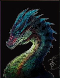 Plated Dragon by Decadia on DeviantArt
