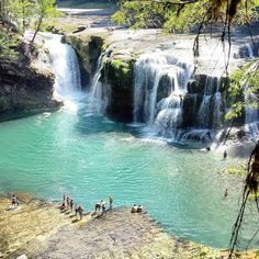 This 14 KM Hike Near British Columbia Takes You To Hidden A Waterfall With A Turquoise Swimming Hole - Narcity Places To Travel, Oh The Places You'll Go, Places To Visit, British Columbia, Voyage Canada, Waterfall Hikes, Canadian Travel, Adventure Travel, Travel Inspiration