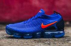 Nike Has Created A VaporMax 2 Colorway For Knicks Fans