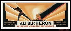 Au Bucheron 1923