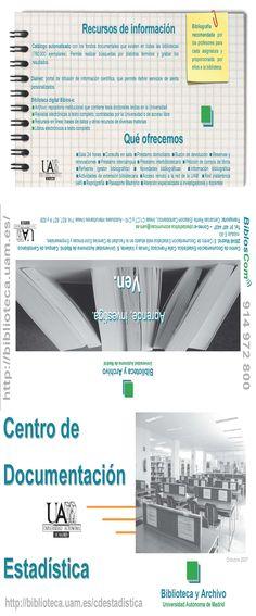 Guía de centro CD Estadística parte exterior (2007)
