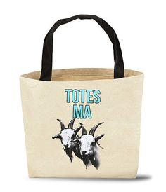Totes Ma Goats Tote ($35)