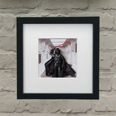 Star Wars Rogue One Inspired Darth Vader 3-D by BenjoCreations