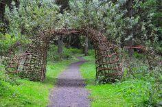 Ballynoe Cottage: Garden Structures