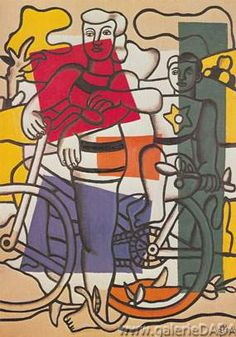 Fernand Léger bicycle - Поиск в Google