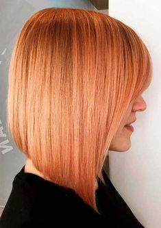 25 Best Red Ginger Medium Length Haircuts & Hairstyles in 2018. Get the most beautiful and confident red hair colors for medium or shoulder length hairstyles in 2018. See here the collection of medium sleek red highlights to show off in 2018. This style is best for all those ladies who can wear bold and unique kinds of hair colors. So, you have to select best ginger shade for you.