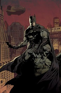 Batman by Mat Lopes and Jackson Herbert