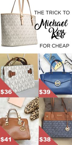 Install Poshmark now and you will be surprised how many people sell their unused items in the app! - jewellery and jewelry, jewelry handmade, fashion jewelry *ad Fashion Handbags, Purses And Handbags, Cheap Handbags, Carteras Michael Kors, Mk Purse, Pocket Books, Things To Buy, Stuff To Buy, Michael Kors Outlet