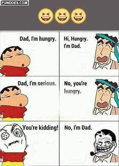 Funny Jokes Pics Ideas For 2019 Funny Cartoon Quotes, Funny Cartoon Pictures, Best Funny Jokes, Funny Memes About Girls, Funny Puns, Funny Facts, Funny Cartoons, Funny Images, Hilarious