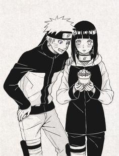 Naruto e Hinata (NaruHina) Naruhina, Hinata Hyuga, Naruto Uzumaki, Anime Naruto, Boruto, Naruto Gaiden, Naruto Art, Itachi, Manga Anime