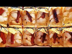 Almakompót Almabefőtt egyszerűen tartósítószer nélkül @Szoky konyhája - YouTube Waffles, Cereal, Breakfast, Food, Youtube, Morning Coffee, Meals, Waffle, Yemek