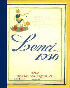 1930 Lenci DOLL Catalog / Antique DOLLS Catalogue book 100s of models shown WOW!