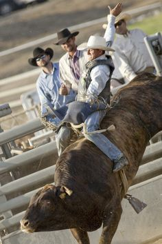 PRCA Xtreme Bulls Oklahoma State Fair Rodeo