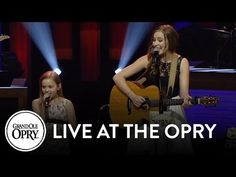 """▶ Lennon and Maisy - """"Ho Hey"""" (by The Lumineers) 