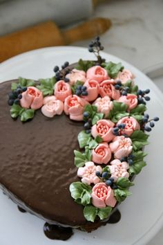 My sister and I grew up enamored by cake decorating. We spent some favorite mornings at our Aunt Joanie's house watching her decor...