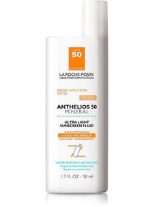 Anthelios Mineral Tinted SPF 50 La Roche-Posay