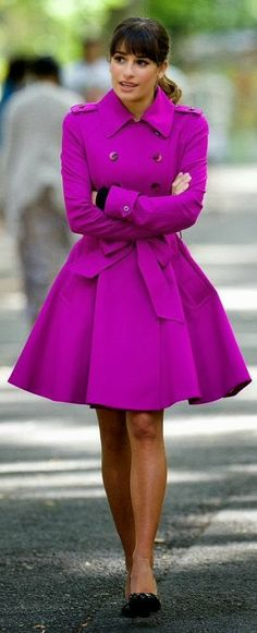 Adorable Beautiful Trench Coat Fashion Trend