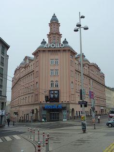Apollo Cinema - Vienna, Austria