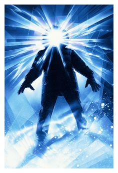 For the Summer of '82 screening this Friday of John Carpenter's 'The Thing',  the poster being offered is a print of the amazing Drew Struzan's original painting for the film's poster, but with no text or anything, just awesomeness!  Variant will be glow in the dark!  :)