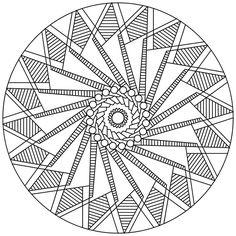 Mandala 122 by Sadadoki on DeviantArt