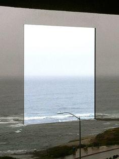 "dayoutlast: Robert Irwin ""1°2°3°4°"" @ Museum of Contemporary Art San Diego, La Jolla"