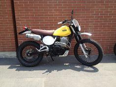 Honda NX. Aniba Motorcycles