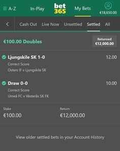 Umek 100% sure betting