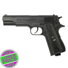 GG G1911 CO2 Airsoft Pistol | Badlands Paintball Gear Canada
