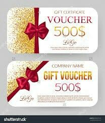 Present Voucher Template 9 Best Certificado De Regalo Images On Pinterest  Gift Certificates .