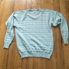 Christian Dior Sweaters - Christian Dior Over sized sweater