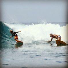 Surf Surfing, Waves, Outdoor, Vintage, Outdoors, Surf, Ocean Waves, Outdoor Games, Vintage Comics