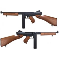 CYMA Thompson M1A1 Airsoft Electric Submachine Gun