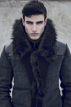 Fur Collar!