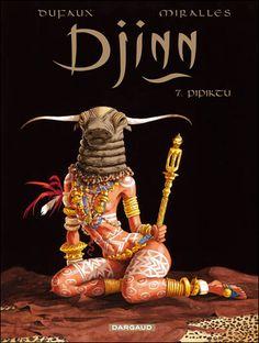 Djinn - Djinn, T7