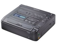 Sony GV-D200 Digital 8mm Moveable Video Recorder Digital-Eight Report and Play / Hiya-Eight and 8mm Playback / Video & Composite In&Outputs / IEEE1394 Fire