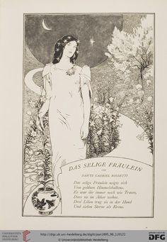 Pan, German art magazine, Volumn 1, 1895-96.