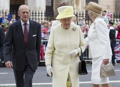 The Queen and Duke last visited Northern Ireland in 2012 as part of Her Majesty¿s Diamond Jubilee celebrations