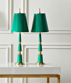 Jonathan Adler | Colorful Classicism: Meet the Versailles Lighting Collection.