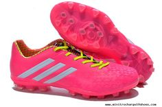 For Sale 2014 new adidas Predator Absolado LZ TRX AG Football trainer in Berry White Slime