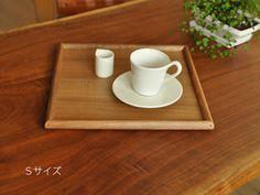 木製 ランチ トレイ