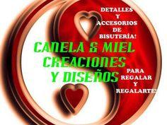 Canela & Miel, Creaciones y Diseños. Detalles y Accesorios de Bisutería.