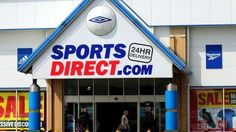 Sports Direct admits 'serious shortcomings' at Shirebrook