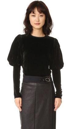 af74f890524 GEORGIA ALICE Puff Sleeve Top.  georgiaalice  cloth  dress  top  shirt   sweater  skirt  beachwear  activewear