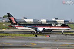 「トランプ愛機 日本の航空会社、なぜB757だけ導入ゼロ?」の写真   乗りものニュース