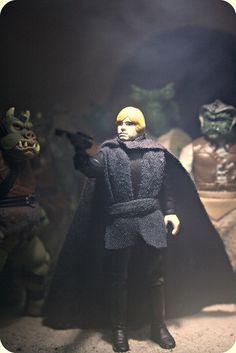 Jedi Luke by beru whitesun, via Flickr